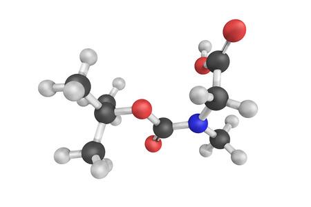 Cido Tiociánico Un Compuesto Químico Que Existe Como Un