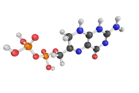 Pteridine Diphosphate, also known as 2-Amino-4-hydroxy-6-pyrophosphoryl-methylpteridine (7,8-Dihydropterin pyrophosphate, dihydropterin-CH2OH-diphosphate) is a pteridine.