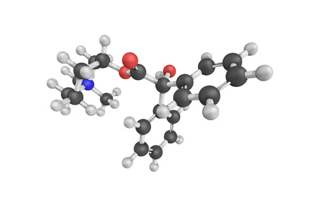 acetylcholine: Cantil, also known as Mepenzolate, an antimuscarinic.