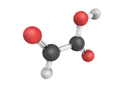 acetic: Glyoxylic acid or oxoacetic acid, a colourless solid that occurs naturally and is useful industrially. One of the C2 carboxylic acids.