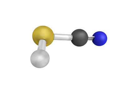 nitrogen: Thiocyanic acid, a chemical compound which exists as a tautomer with isothiocyanic acid. The iso- form tends to dominate with the material being about 95% isothiocyanic acid in the vapor phase.