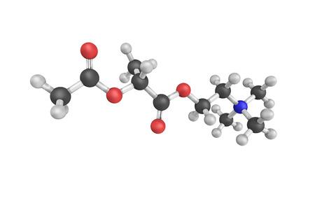 Aclatonium Napadisilate, a spasmolytic and parasympathomimetic agent.