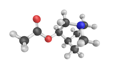 acetylcholine: Aceclidine, a parasympathomimetic miotic agent used in the treatment of narrow angle glaucoma. It decreases intraocular pressure.