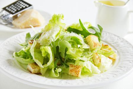 Salad Caesar.