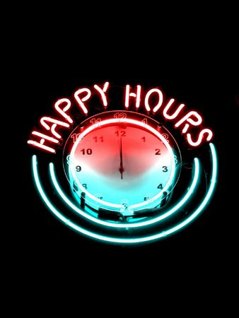 Happy hours clock in at nightbar