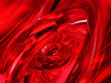 futurist: Computer generated red abstract background