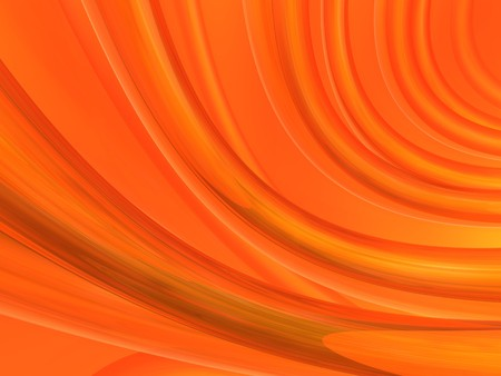 futurist: Computer generated orange abstract background