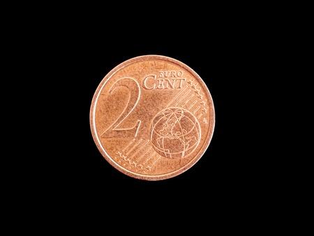 Euro coin Stock Photo - 8370492