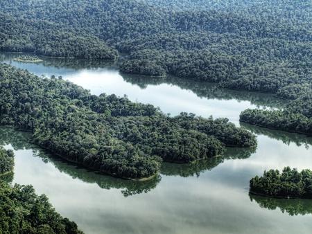 bukit: Tropical landscape