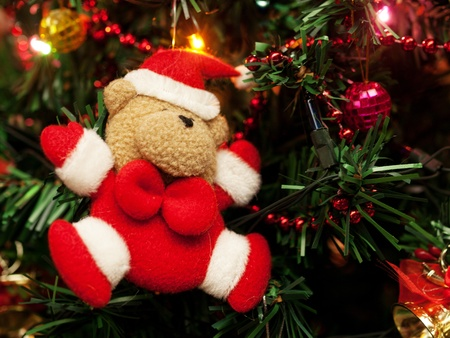 Christmas tree decoration Stock Photo - 8612183