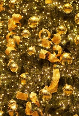 Christmas tree background Stock Photo - 8612190