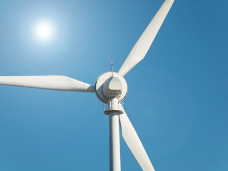 Wind turbine Stock Photo - 9529122