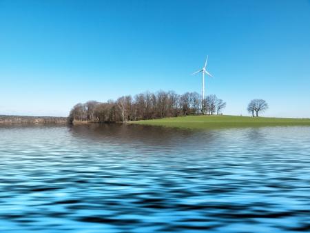 Alternative energy Stock Photo - 10180592