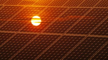 energia renovable: Energ�a fotovoltaica