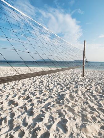 Beach volley Stock Photo - 11082856