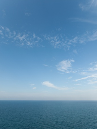 Beautiful seascape Stock Photo - 11133568