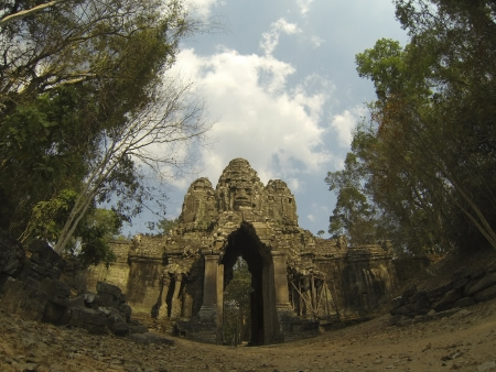 thom: Angkor Thom  Cambodia