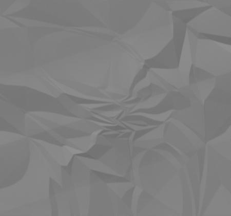Wrinkled Grey Paper