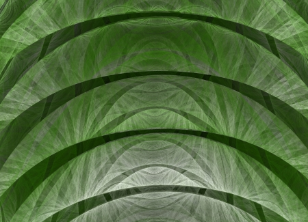 Green Leaf Wallapaper