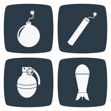 armaments: Bomb Icons