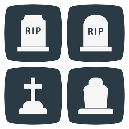 abbey: Grave Icons