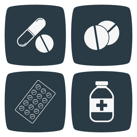 side effect: Pill Icons