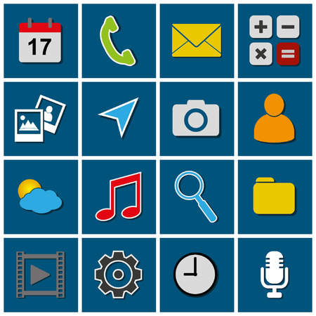 application icons: Application Icons
