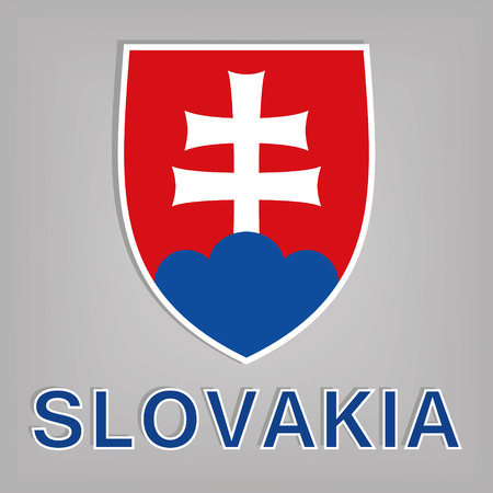 slovakia flag: Slovakia