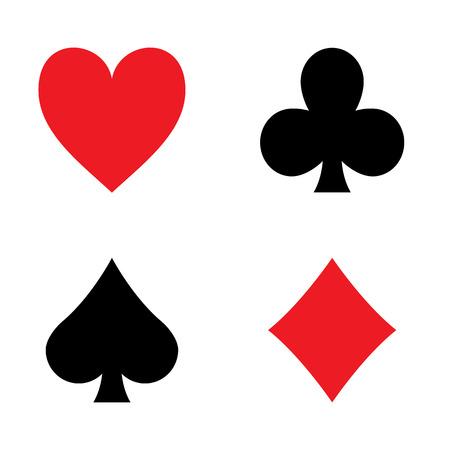 card suit: Card Suit Symbols
