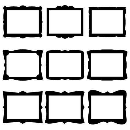 marcos decorativos: Iconos Frame