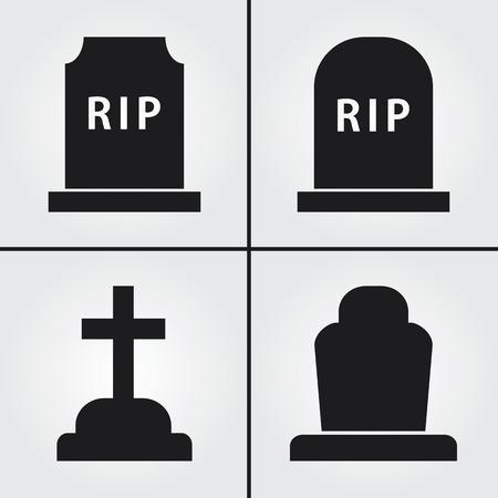 grave: Grave Icons