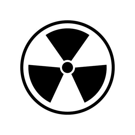 irradiation: Radiation Symbol