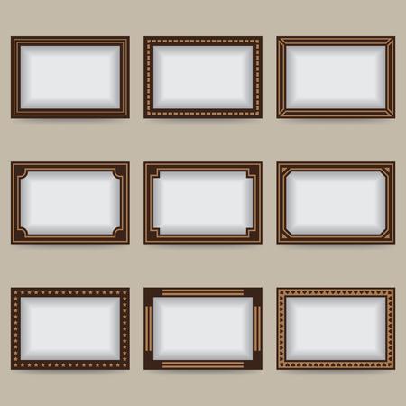 Frame Icons 矢量图片