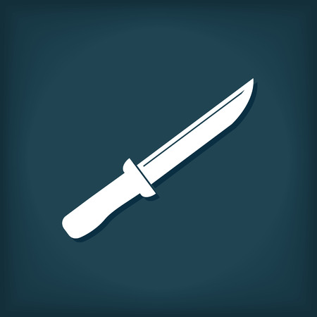 Knife Vector Icon