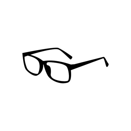 Glasses Accessories Vector Illustration Icon