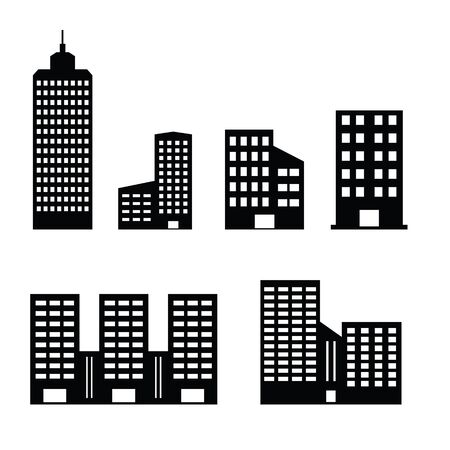 Building Simple Vector Icons Illustration Çizim