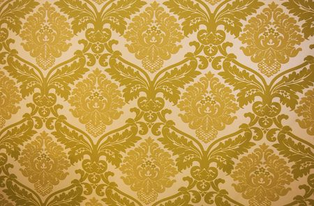 Background texture of vintage style wallpaper decoration