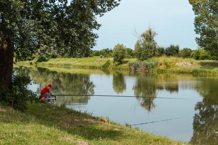 paciencia: la paciencia del pescador