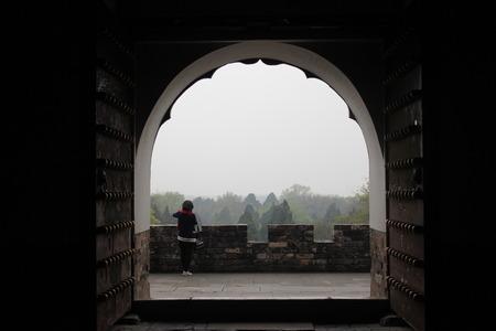 ming: Ming Xiaoling Mausoleum