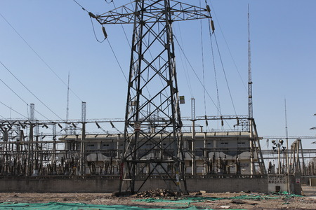 Taihu town substation