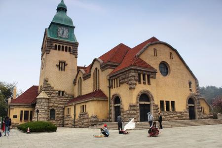 Qingdao Catholic Church