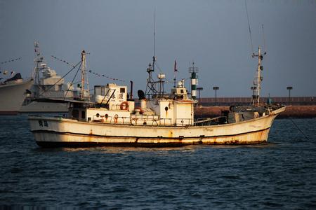 Old vessel Stock Photo - 108552013
