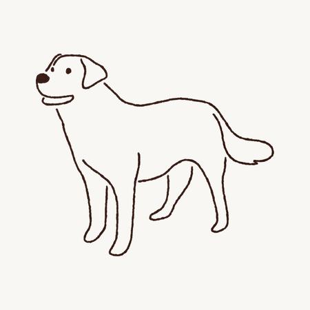 chinook: Chinook Cartoon Dog Art