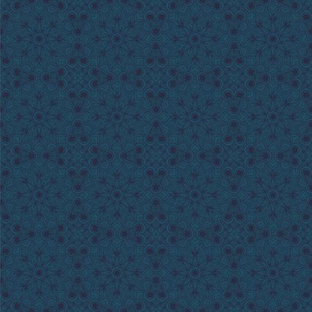 masculin: azul sin patrón masculino oscuro en estilo oriental