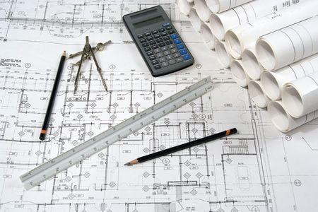 엔지니어링 및 건축 도면