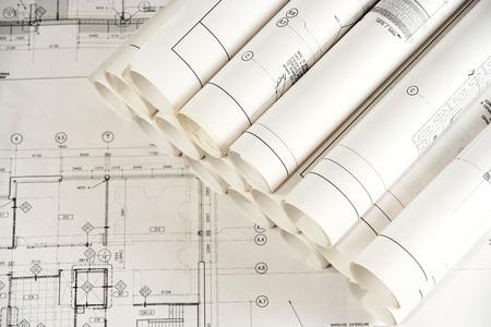 엔지니어링 및 건축 도면 (2) 스톡 콘텐츠