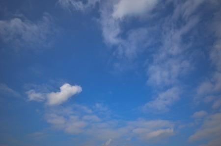 firmament: sky blue