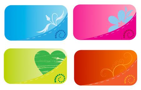 empty pocket: Plantillas de tarjetas de visita divertido con bolsillos