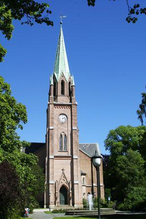 fredrikstad: Fredrikstad Dome Church