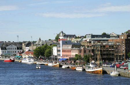 fredrikstad: Fredrikstad Docks  Glommen Brygge